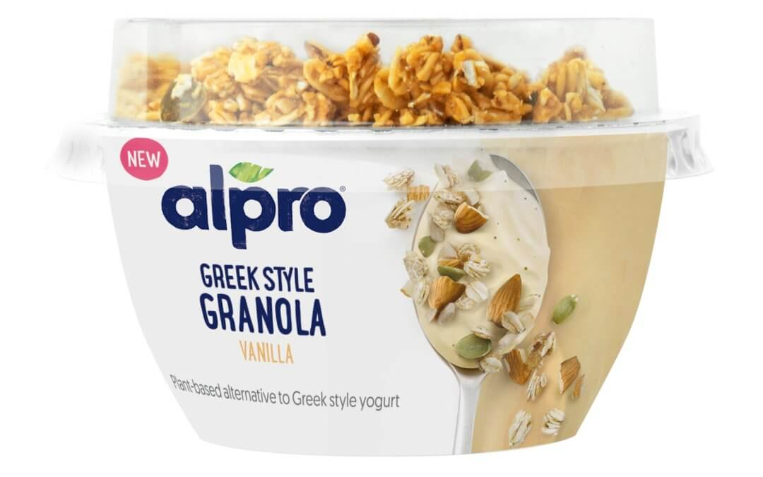 Give it up for Granola!