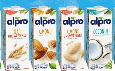 September Savings on Alpro