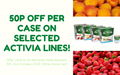 Show your gut some love with Activia