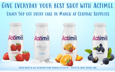 Strengthen Your Defences With Actimel!