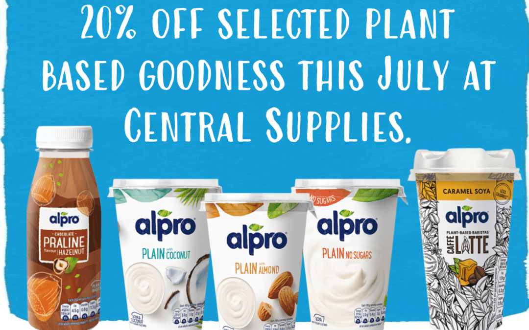 Join The Plant Based Revolution This July!